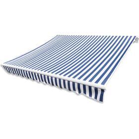 vidaXL Striped Awning 300x600cm