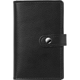 Ordning & Reda Rikke Plånbok iPhone 6, Läder, Svart