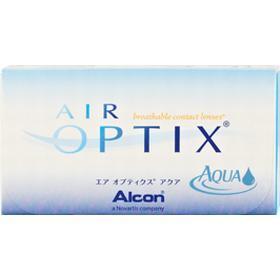 AIR OPTIX Aqua - 6/box