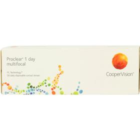 CooperVision ProClear 1 Day Multifocal - 30/box