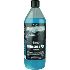 Alaska Autoshampoo With Wax