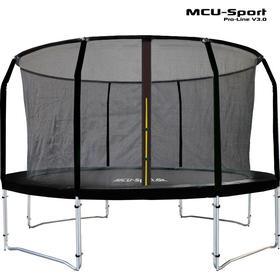 MCU-Sport Proline V3.0 Trampoline + Safety Net 370cm