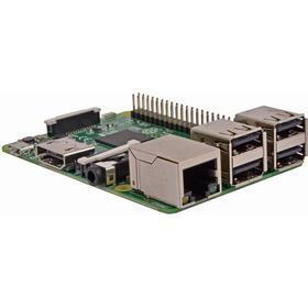Raspberry Pi 3 Model B 1.2GHz 64-BIT ARM 1GB RAM WIFI/BT (RASPBERRYPI3-MODB-1GB)