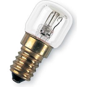 Osram Oven Lamp Pear Incandescent Lamps 15W E14