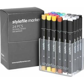 Stylefile marker Marker Main A 24-pack