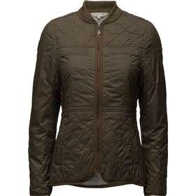 timeless design 59dd2 084f8 Lexington Ivy Quilted Jacket - Hunter Green