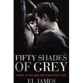 fifty shades of grey bøger engelsk