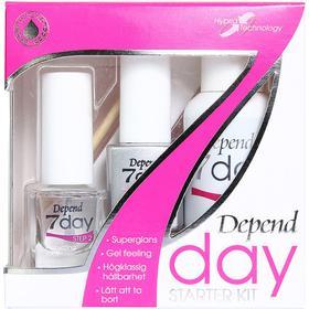 Depend 7Day Starter Kit