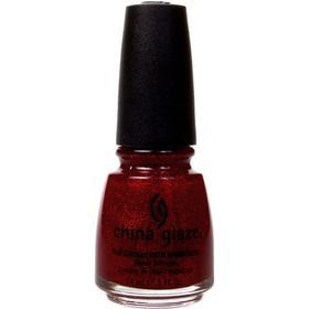 China Glaze Nail Lacquer Ruby Pumps 14ml