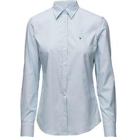 Gant skjorta dam oxford Damkläder - Jämför priser på PriceRunner 69824bf51fb66