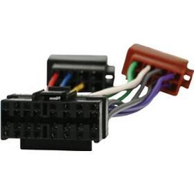 Isokabel JVC 16P för Bilstero