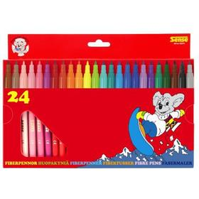 Sense Fiber Pens 24-pack