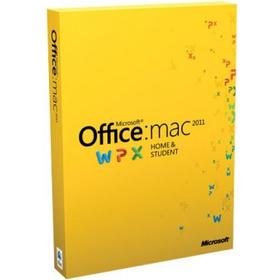 Microsoft Office 2011 Home and Student