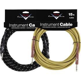 Fender Custom Shop Performance Series kabel, Tweed - 1,5 m.