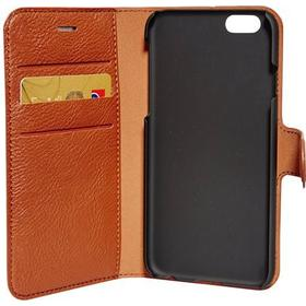 Radicover Flip-side Mobilcover PU IPhone 6 - Cognac Brun