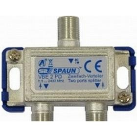 Spaun VBE 2 PD - Splitter