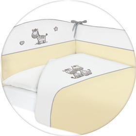 Ceba 3pcs Bedding Set B Zebra