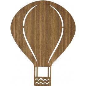 Ferm Living Air Balloon Lamp Smoked Oak