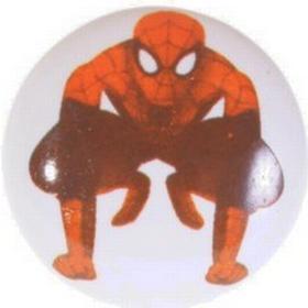 La Finesse Knopp i porslin - Spiderman
