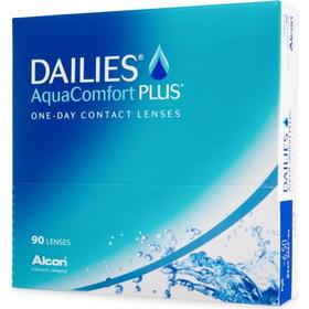 Alcon DAILIES AquaComfort Plus, 90/box