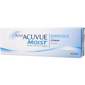 Johnson & Johnson 1-Day Acuvue Moist for Astigmatism, 30/box