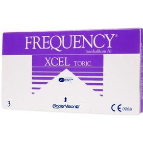 Cooper Vision Frequency Xcel Toric, 3/box