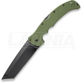 XL Recon 1 Tanto Point foldekniv, olivengrønn