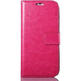 Apple iPhone 6/6s Stylish Flip Cover m. Pung - Pink
