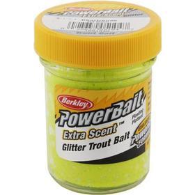 Berkley Powerbait Glitter Trout Bait Chartreuse