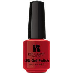 Red Carpet Manicure LED Gel Polish Red Carpet Reddy 9ml