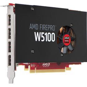 AMD FirePro W5100 (100-505974)