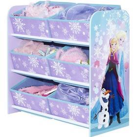 Hello Home Disney Frozen 6 Bin Storage Unit