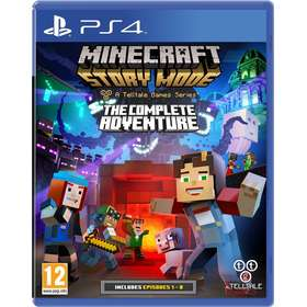 Minecraft story mode ps4 PlayStation 4 spil - Sammenlign priser hos ... 9f3281ce6ae0e