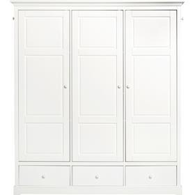 Oliver Furniture Garderob med Tre Dörrar