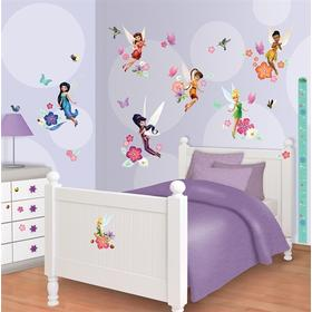 Walltastic Väggdekaler Disney Fairies 41462