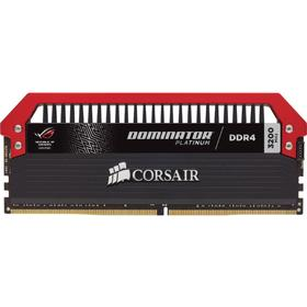 Corsair Dominator Platinum Rog Edition Red DDR4 3200MHz 4x4GB (CMD16GX4M4B3200C16-ROG)