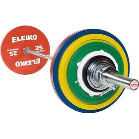 Eleiko Eleiko Powerlifting Training Set 185kg