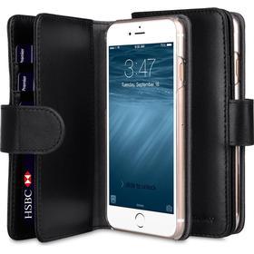 Melkco Walletcase Book Extra Cardslots (iPhone 7)