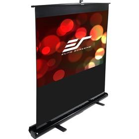 "Elite Screens F100NWH 16:9 100"" Transportabel (stativ)"