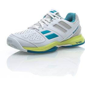 separation shoes ec404 1cdd4 Babolat Pulsion All Court Blue White