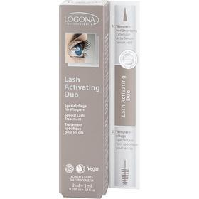 Logona Lash Activating Duo