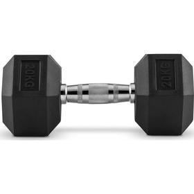Capital Sports Hexbell Dumbbell 20kg