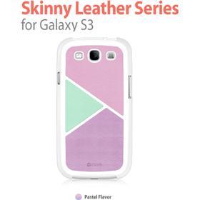Zenus Skinny leather Skal till Samsung Galaxy S3 i9300 (Pastel Flavor)