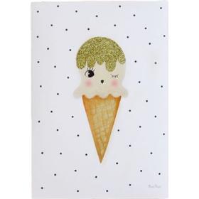 Dessin Design Sparkly Ice Cream