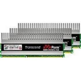 Transcend aXeRam DDR3 2000MHz 3x2GB (TX2000KLU-6GK)