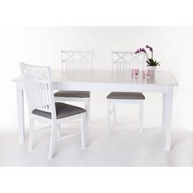 Falsterbo Sofiero 4 Chair 140cm Bordsgrupp 4 Sits