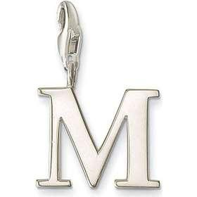 smycken bokstav silver. Thomas Sabo Silver Letters - M 667108613ec7d