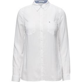 Hilfiger Denim Original Lightweight Shirt L/S - White