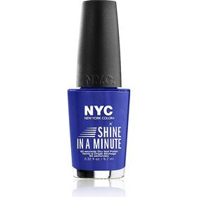 NYC Shine in a Minute Nail Polish #701 Hudson River 9.7ml