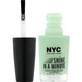 NYC Shine in a Minute Nail Polish #601 Statue of Liberty 9.7ml
